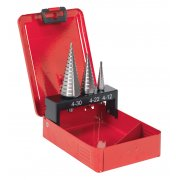 Sealey Step Drill Bit Set 3pc Model No-AK4733