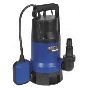 Sealey Submersible Dirty Water Pump Automatic 133ltr/min 230V Model No-WPD133A
