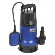 Sealey Submersible Dirty Water Pump Automatic 217ltr/min 230V Model No-WPD235A