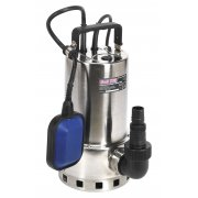 Sealey Submersible Stainless Water Pump Automatic Dirty Water 225ltr/min 230V Model No-WPS225A
