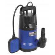 Sealey Submersible Water Pump Automatic 100ltr/min 230V Model No-WPC100A