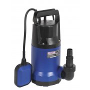 Sealey Submersible Water Pump Automatic 250ltr/min 230V Model No-WPC250A