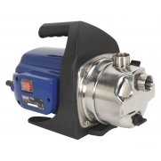 Sealey Surface Mounting Water Pump Stainless Steel 62ltr/min 230V Model No-WPS062S