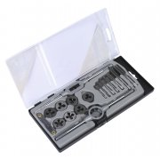 Sealey Tap & Die Set 17pc Metric Model No-AK321