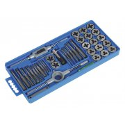 Sealey Tap & Die Set 40pc Metric Model No-AK301