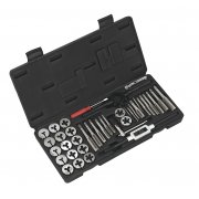 Sealey Tap & Die Set 40pc Split Dies Metric Model No-AK3012