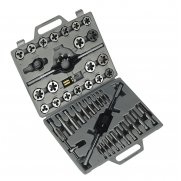 Sealey Tap & Die Set 45pc Split Dies Metric Model No-AK303