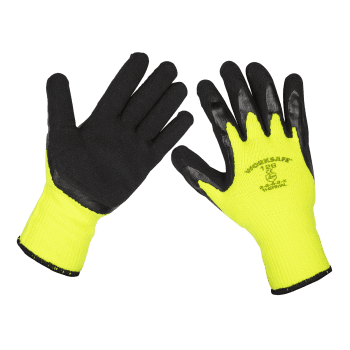 Sealey Thermal Super Grip Gloves - Pack of 120 Pairs Model No-9126/B120