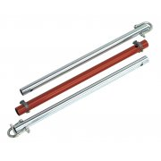 Sealey Tow Pole 2500kg Rolling Load Capacity TUV/GS Model No-TPK253