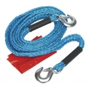Tow Rope 2000kg Rolling Load Capacity Model No.-19292