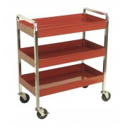 Sealey Trolley 3-Level Heavy-Duty Model No-CX103