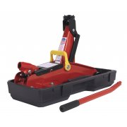 Sealey Trolley Jack 2tonne Short Chassis with Storage Case Model No-1050CXD