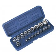 Sealey TRX-Star Socket & Bit Set 19pc Model No-AK6191