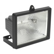 Sealey Tungsten/Halogen Floodlight with Wall Bracket 400W/230V C-Class Model No-MD500C