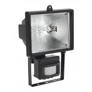 Sealey Tungsten/Halogen Floodlight with Wall Bracket & PIR Sensor 400W/230V - C-Class Model No-MD520C