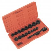Sealey Universal Clutch Aligning Tool Set 17pc Model No-AK710