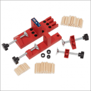 Sealey Universal Dowelling Jig Set Model No-DJ01