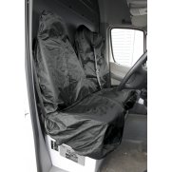 Sealey Van Seat Protector Set 2pc Heavy-Duty Model No-CSC7
