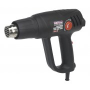 Sealey Variable Temperature Hot Air Gun Kit 2000W 50-450·C/90-600·C Model No-HS107K