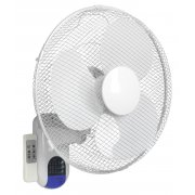 "Sealey Wall Fan 3-Speed 16"" with Remote Control 230V Model No-SWF16WR"