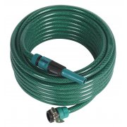 Sealey Water Hose 15mtr with Fittings Model No-GH15R/12