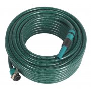 Sealey Water Hose 30mtr with Fittings Model No-GH30R