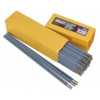 Sealey Welding Electrodes Dissimilar 4 x 350mm 5kg Pack Model No-WED5040