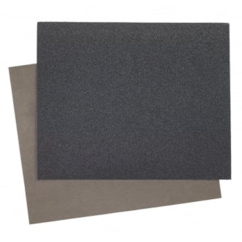 Sealey Wet & Dry Paper 230 x 280mm 800Grit Pack of 25 Model No- WD2328800