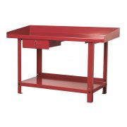 Sealey Workbench Steel 1.5mtr with 1 Drawer Model No-AP1015