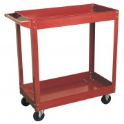 Sealey Workshop Trolley 2-Level Heavy-Duty Model No-CX105