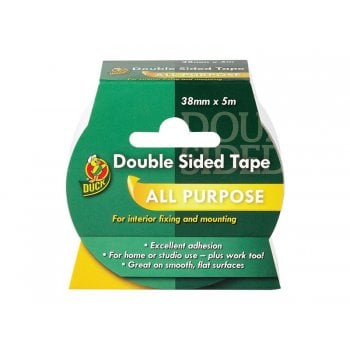 Shurtape Duck Tape¸ Double Sided Tape 38mm x 5m -No. 232603