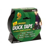 Shurtape Duck???? Tape Original 50mm x 50m Black