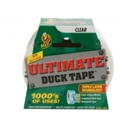 Shurtape Duck¶¸ Tape Ultimate 50mm x 20m Clear
