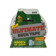 Shurtape Duck???? Tape Ultimate 50mm x 25m White