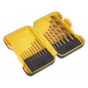 Sealey HSS Roll Forged Drill Bit Set 15pc Model No-20392