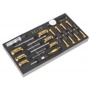 Tool Tray with Screwdriver Set 36pc Model No- 22246
