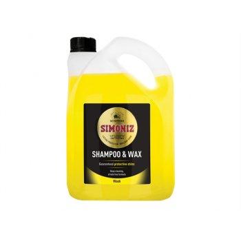 Simoniz Shampoo & Wax 2 Litre