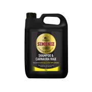 Wash & Wax Car Shampoo 5 Litre