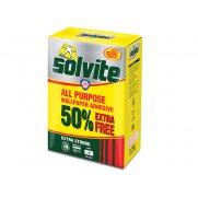 Solvite All Purpose Wallpaper Paste Sachet 20 Roll + 50% Free