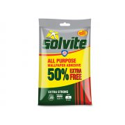 Solvite All Purpose Wallpaper Paste Sachet 3 Roll + 50% Free