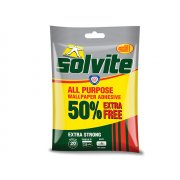 Solvite All Purpose Wallpaper Paste Sachet 5 Roll + 50% Free