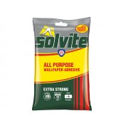 Solvite All Purpose Wallpaper Paste Sachet 5 Roll