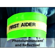 Armband Hi-vis First marshal