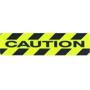 Caution - Non Slip Floor Treads (150 x 609mm Each)