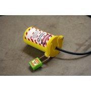 Cylinder Electrical Plug Lockout