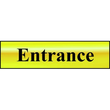 Spectrum Industrial Entrance - POL (200 x 50mm)