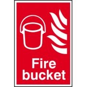 Fire bucket - PVC (200 x 300mm)