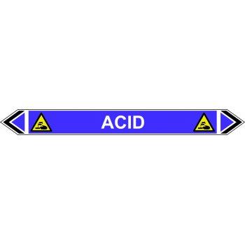 Spectrum Industrial Flow Marker - Acid (Violet - 5 pack)