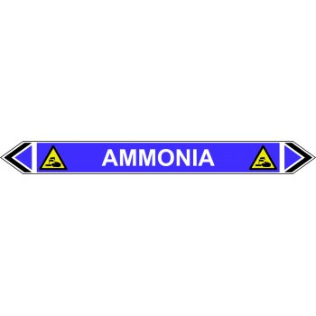 Spectrum Industrial Flow Marker - Ammonia (Violet - 5 pack)
