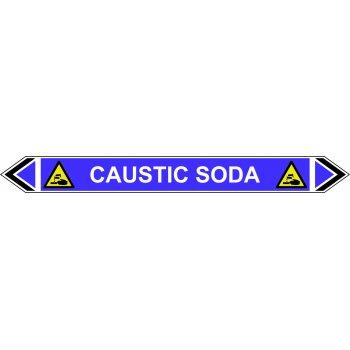Spectrum Industrial Flow Marker - Caustic Soda (Violet - 5 pack)